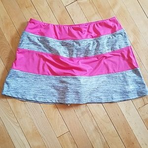 Fila sports skirt